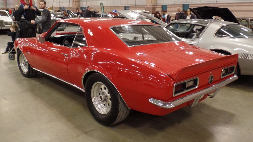 Used 1968 Chevrolet Camaro SS LOOK-BUILT 355-SEE VIDEO | Mundelein, IL