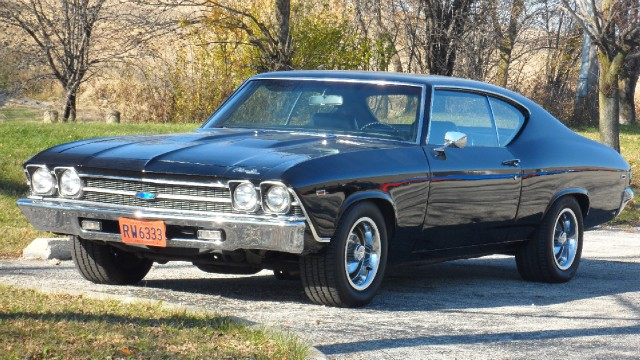 Used 1969 Chevrolet Chevelle SS Tribute-PRICE REDUCED   Mundelein, IL