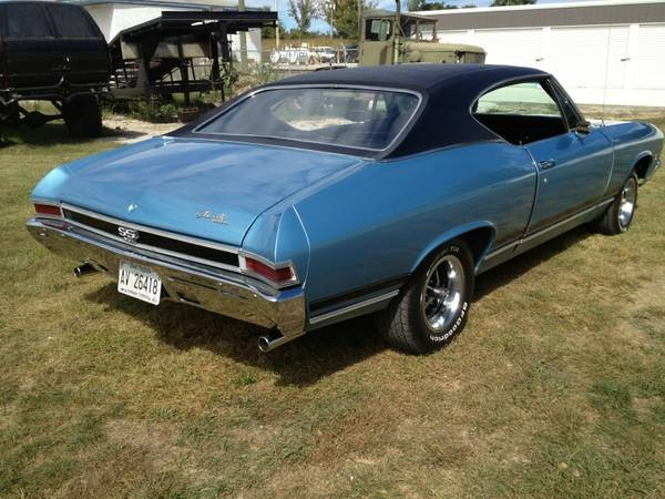 Used 1968 Chevrolet Chevelle SS TRIBUTE | Mundelein, IL