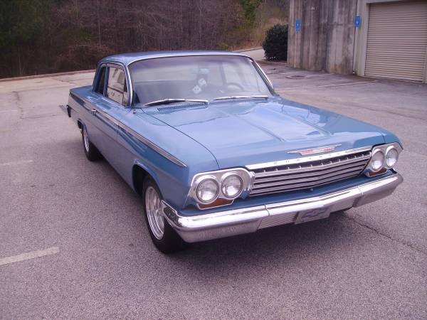 Used 1962 Chevrolet Bel Air 2 door post | Mundelein, IL