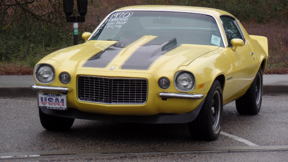 Used 1970 Chevrolet Camaro RS-SPLIT BUMPER-NEW PAINT-RUST FREE FROM VIRGINIA-EASY FINANCING-SEE VIDEO | Mundelein, IL