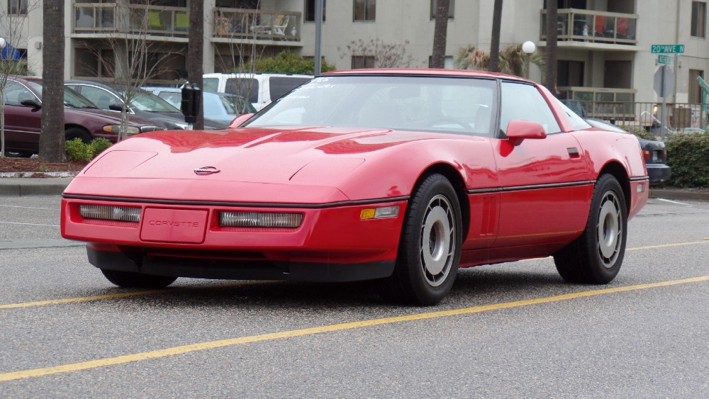 Used 1985 Chevrolet Corvette ONLY 36,000 ORIGINAL MILES-LIKE NEW-SEE VIDEO | Mundelein, IL