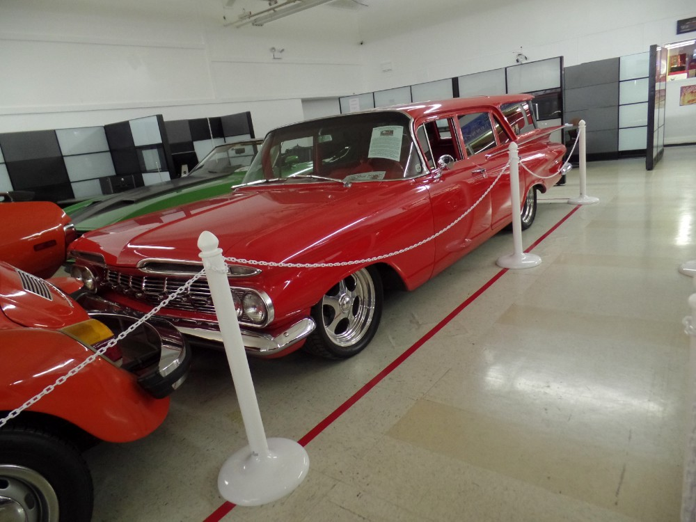Used 1959 Chevrolet Brookwood PRO TOURING(NOMAD)-PROFESSIONALLY FULLY RESTORED-EASY FINANCING-SEE VIDEO | Mundelein, IL