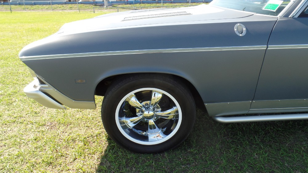 Used 1968 Chevrolet Chevelle CUSTOM BUILT-FRAME OFF PRO TOUR-1 OF A KIND-SEE VIDEO | Mundelein, IL