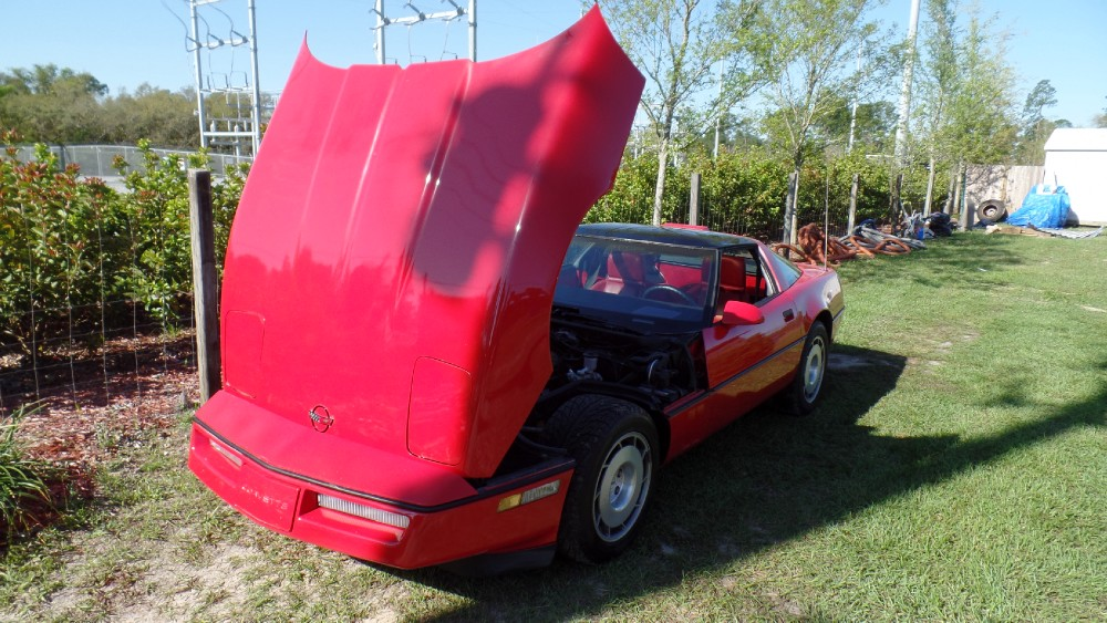 Used 1986 Chevrolet Corvette C4-FROM FLORIDA-LOW MILES-EASY FINANCING- | Mundelein, IL