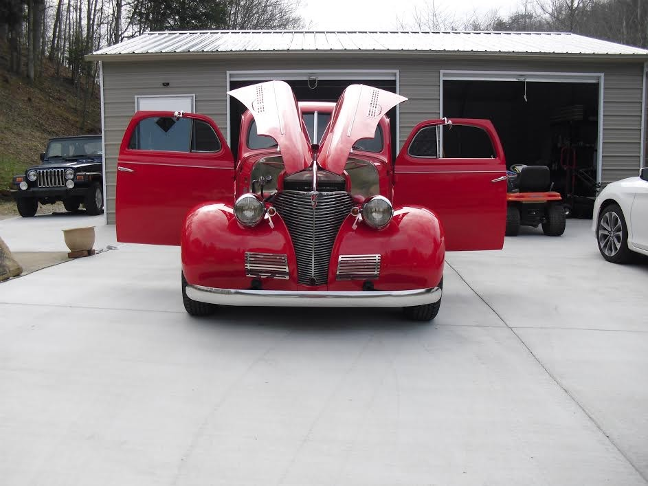 Used 1939 Chevrolet 5 Window Coupe Restomod | Mundelein, IL