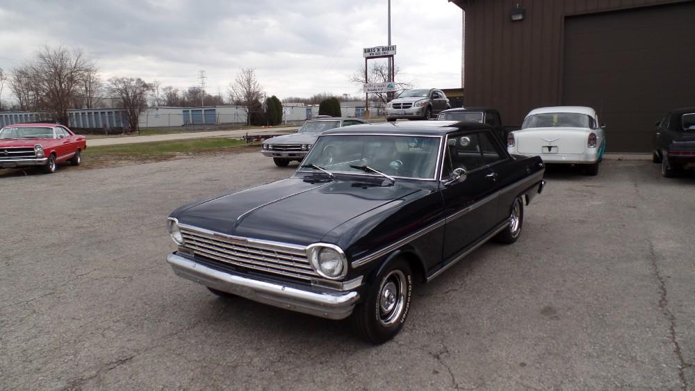 Used 1963 Chevrolet Nova GREAT DRIVER QUALITY | Mundelein, IL