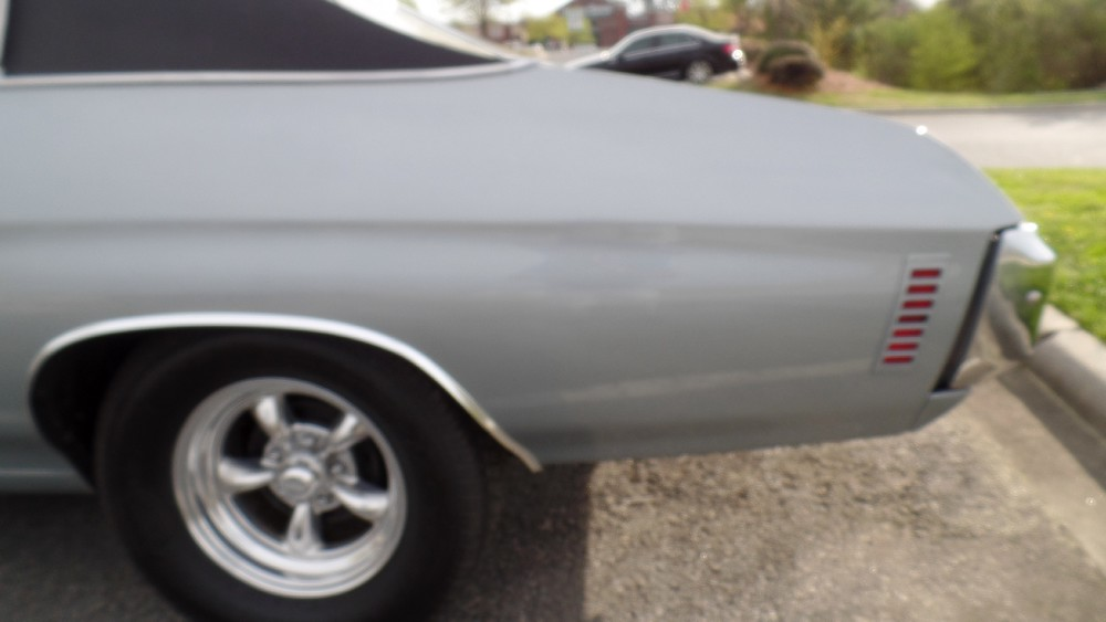 Used 1970 Chevrolet Chevelle SS396-ONLY 33,000 ORIGINAL MILES-REAL SS WITH PROTECTOPLATE-SEE VIDEO | Mundelein, IL