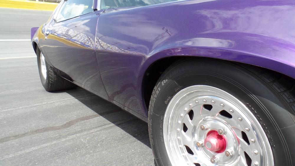 Used 1971 Chevrolet Camaro RS/Z28 SPLIT BUMPER PRO STREET NASTY BIG BLOCK 496-SEE VIDEO   Mundelein, IL