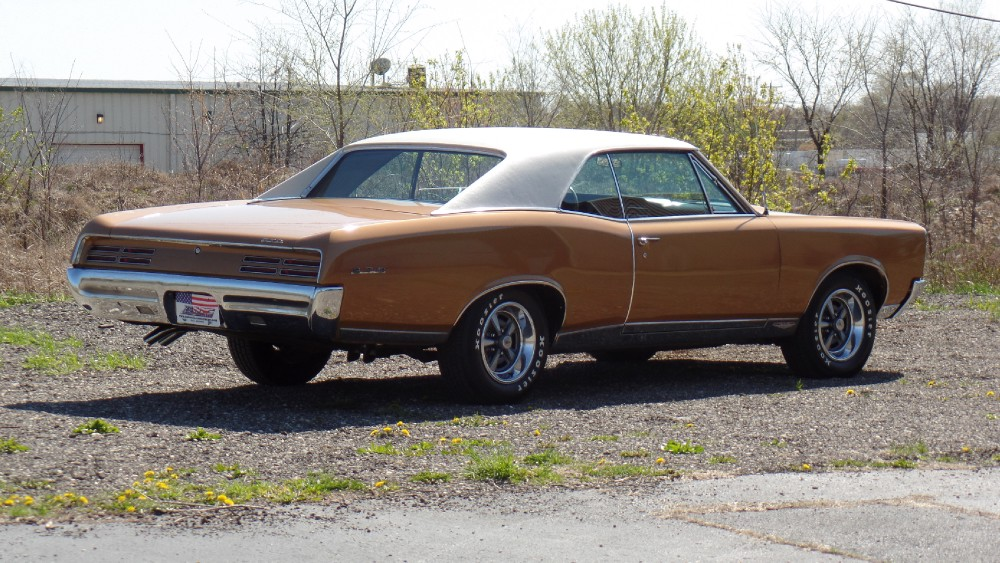 1967 Pontiac Gto DOCUMENTED FROM DAY 1-ALL ORIGINAL-2 OWNER-SOUTHERN ...