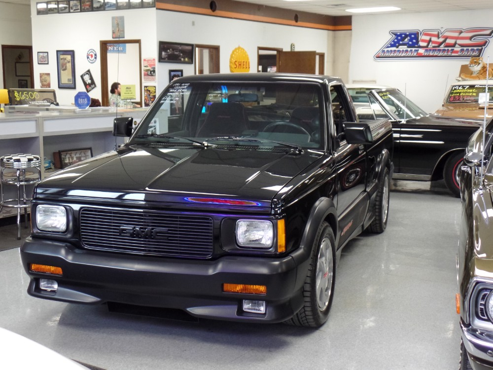 1991 Gmc Syclone Only 26 000 Original Miles Rare Turbo Truck Stock 145td For Sale Near
