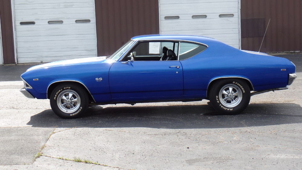 Used 1969 Chevrolet Chevelle SS396-4 SPEED-RUST FREE-FROM KENTUCKY-SEE VIDEO | Mundelein, IL