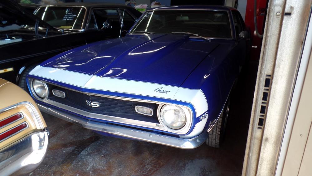 Used 1968 Chevrolet Camaro SS396-BRUTAL STREET MACHINE-RUST FREE | Mundelein, IL