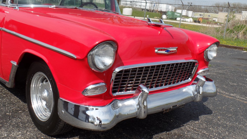 Used 1955 Chevrolet Bel Air RUST FREE FROM VIRGINIA-SEE VIDEO | Mundelein, IL