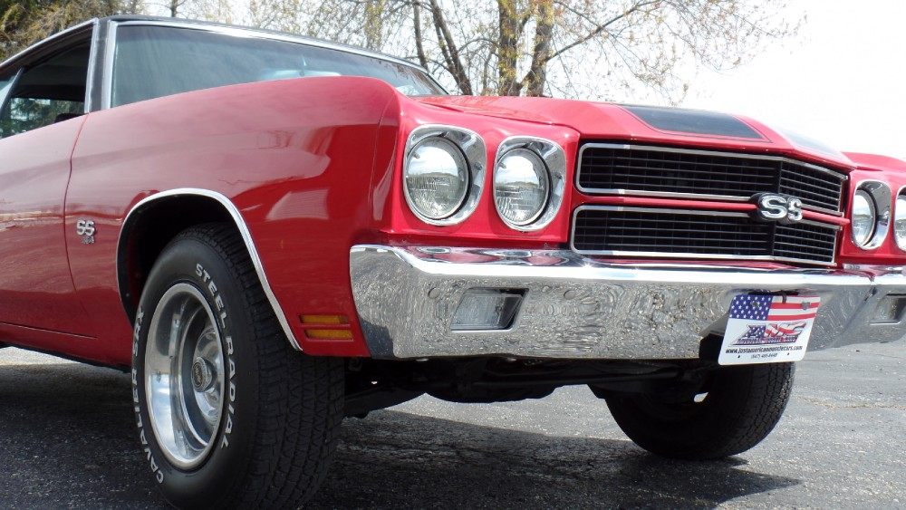 Used 1970 Chevrolet Chevelle SS454 Clone -RESTORED CONDITION-SEE VIDEO | Mundelein, IL