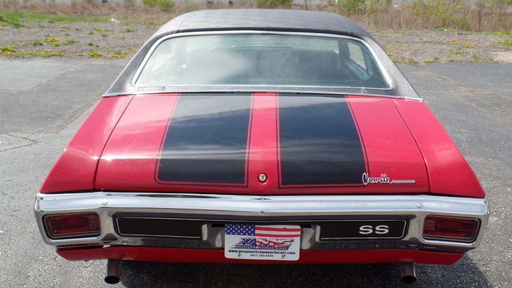 1970 Chevrolet Chevelle Ss454 Clone