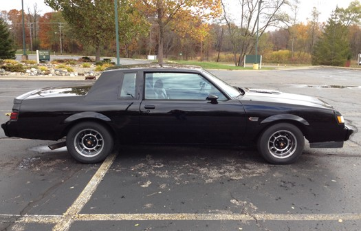 Used 1987 Buick Grand National LASER STRAIGHT GN-LOW MILES | Mundelein, IL