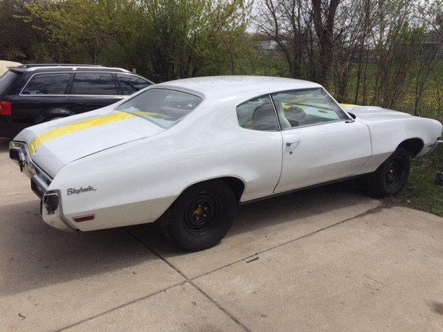 Used 1972 Buick Skylark Totally Customized Rolling Chassis | Mundelein, IL