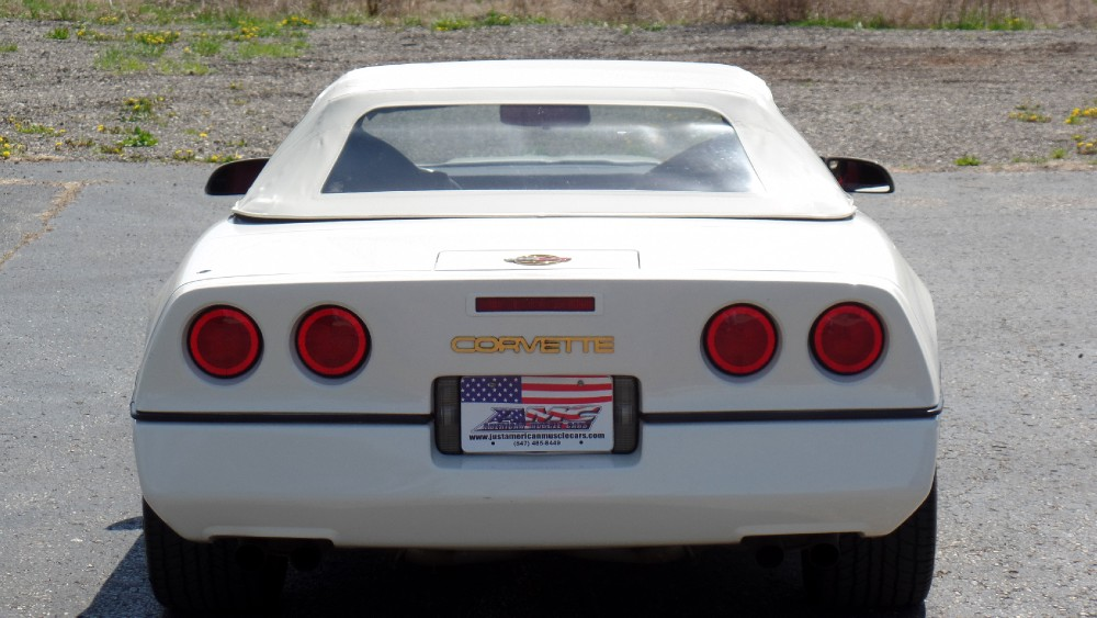 Used 1988 Chevrolet Corvette ONLY 37,265 ORIGINAL MILES-SEE VIDEO | Mundelein, IL