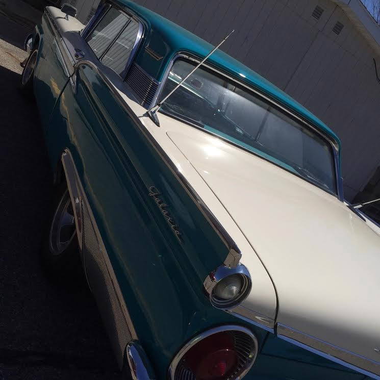 Used Dealer In North Riverside Il: 1959 Ford Fairlane Galaxie 500-RESTORED Stock # 1519MIDZ