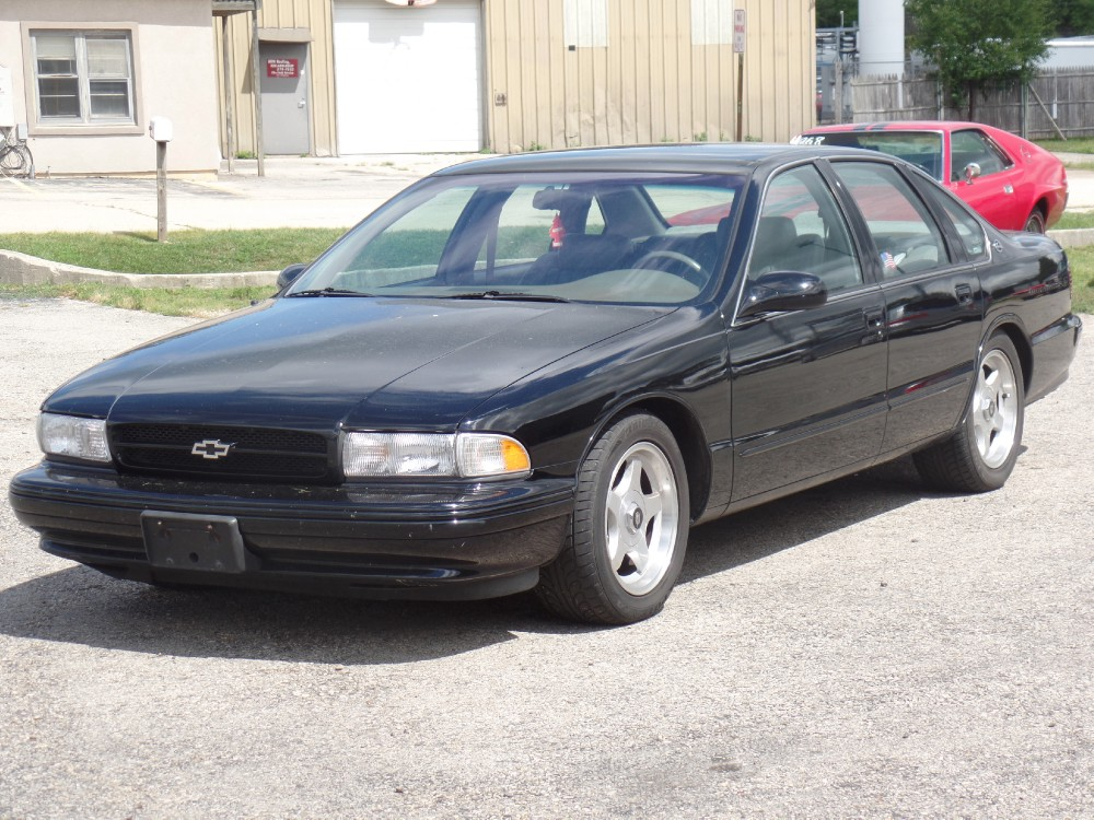 Used 1996 Chevrolet Impala SS-ONE OWNER-CLEAN-LOW MILES-REDUCED-SEE VIDEO | Mundelein, IL