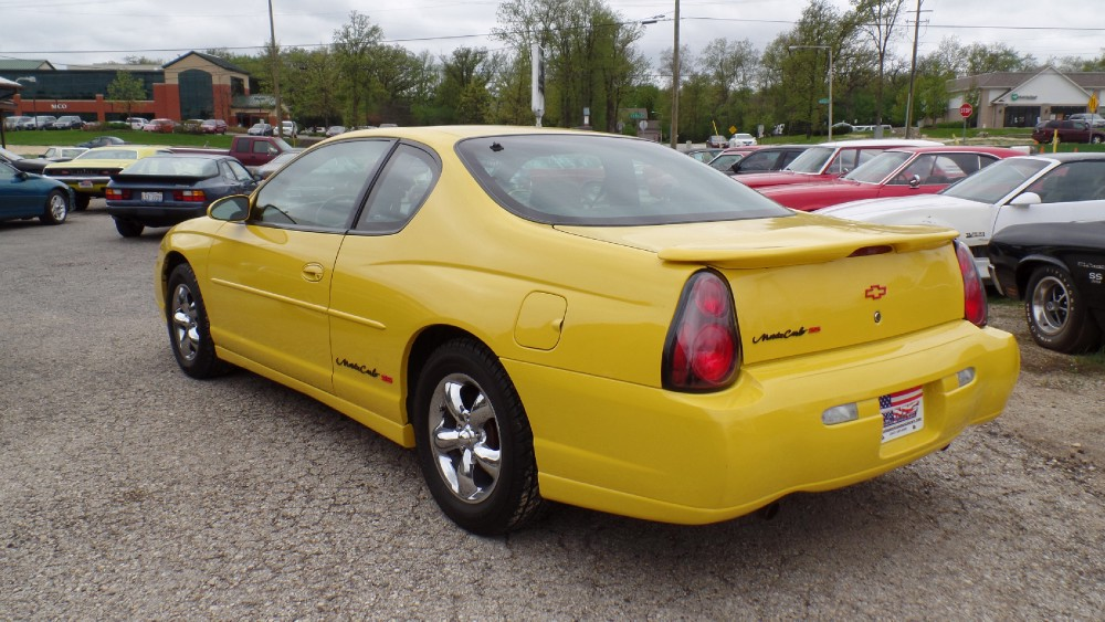 2002 chevrolet monte carlo ss great clean super sport. Black Bedroom Furniture Sets. Home Design Ideas