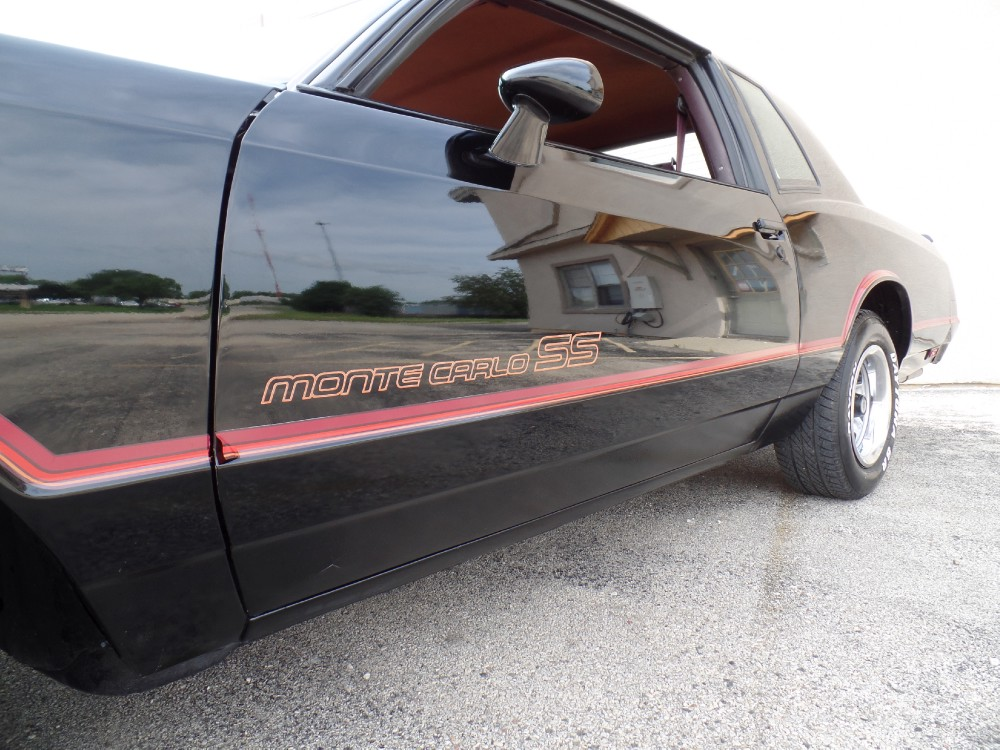 Used 1985 Chevrolet Monte Carlo SS-ALL ORIGINAL WITH 57,125 MILES-RUST FREE-FROM TENNESSEE | Mundelein, IL