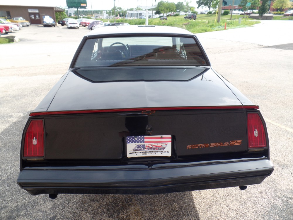 1985 Chevrolet Monte Carlo SS-ALL ORIGINAL WITH 57,125 MILES-RUST