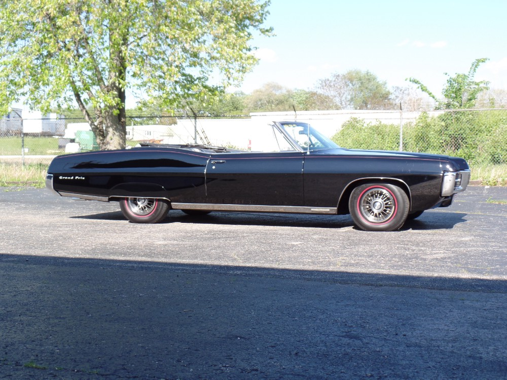 Used 1967 Pontiac Grand Prix FRAME OFF RESTORED IN 2006-ONE YEAR PRODUCTION-SEE VIDEO   Mundelein, IL