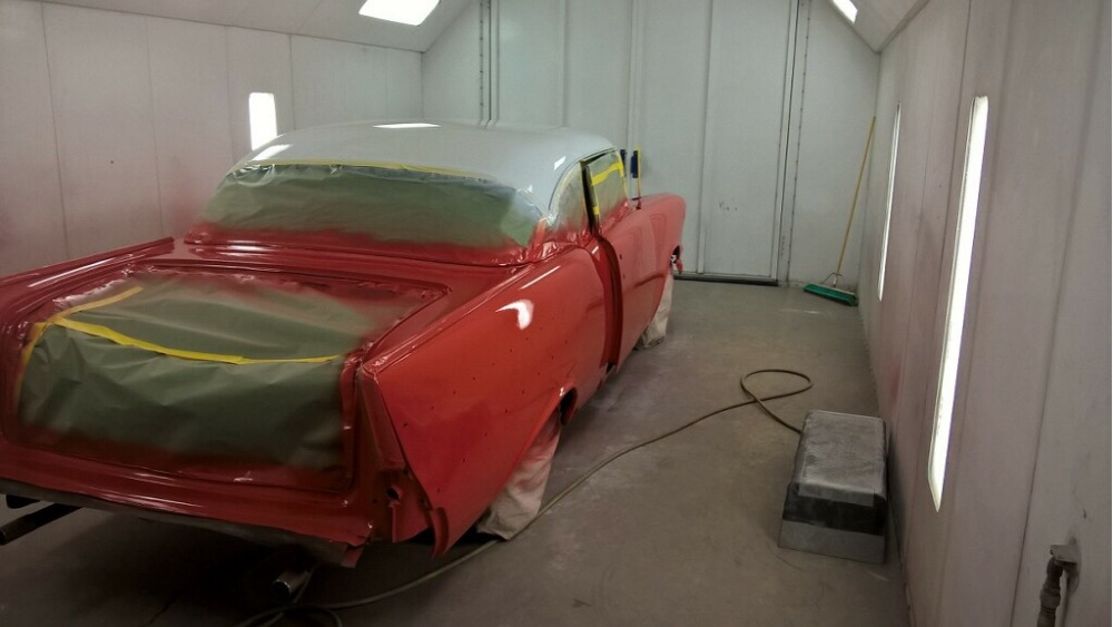 Used 1957 Chevrolet Bel Air FRESH NEW PAINT-2ND OWNER-RUST FREE FROM SOUTH CAROLINA | Mundelein, IL