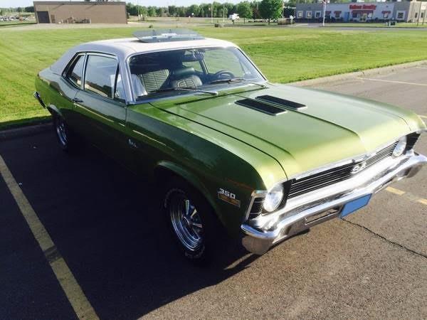 Used 1970 Chevrolet Nova Super Sport | Mundelein, IL