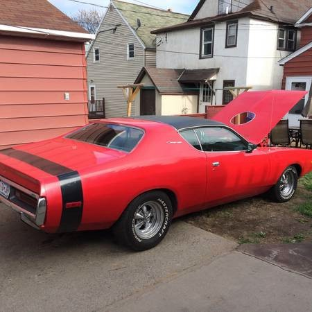Used 1972 Dodge Charger -Red Rocket Stroker | Mundelein, IL