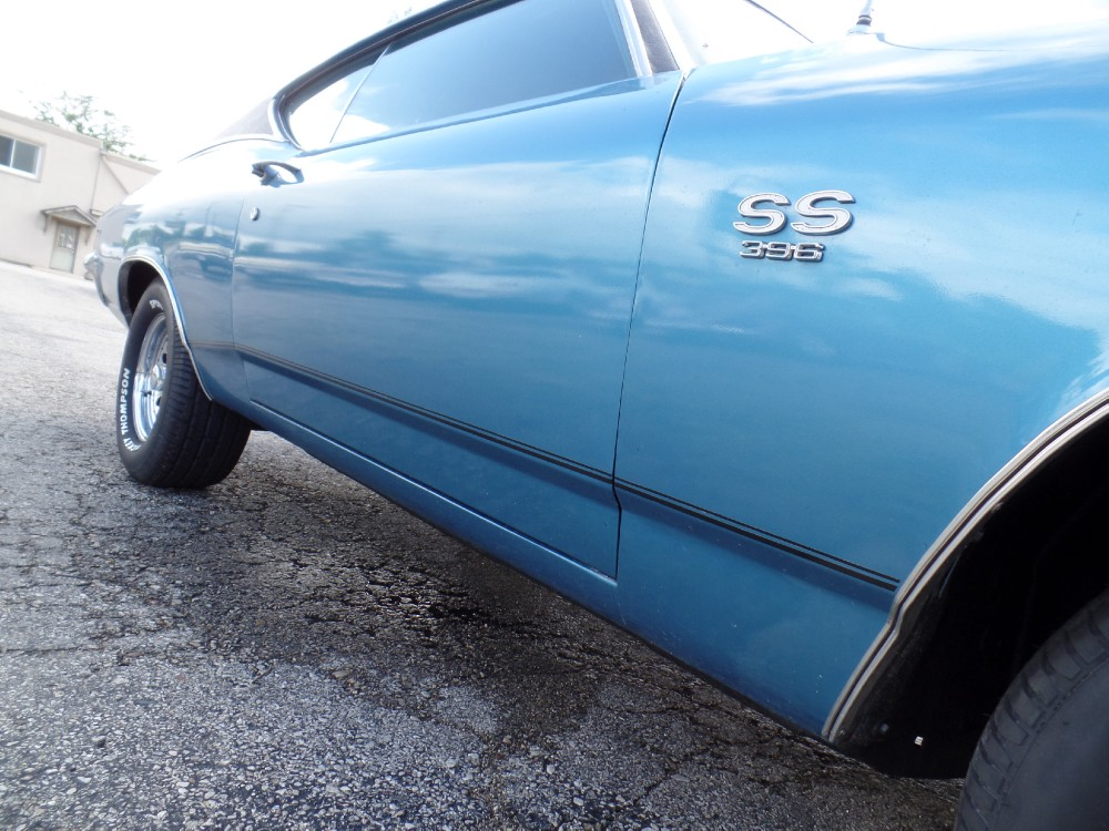 Used 1969 Chevrolet Chevelle REAL SS- L CODE BIG BLOCK CAR-NICE CONDITION-SEE VIDEO | Mundelein, IL