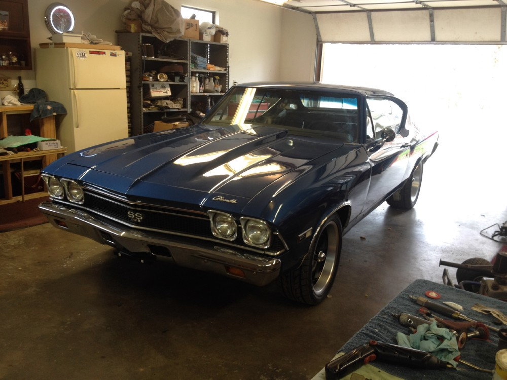 Used 1968 Chevrolet Chevelle SS396-L CODE REAL SUPER SPORT | Mundelein, IL
