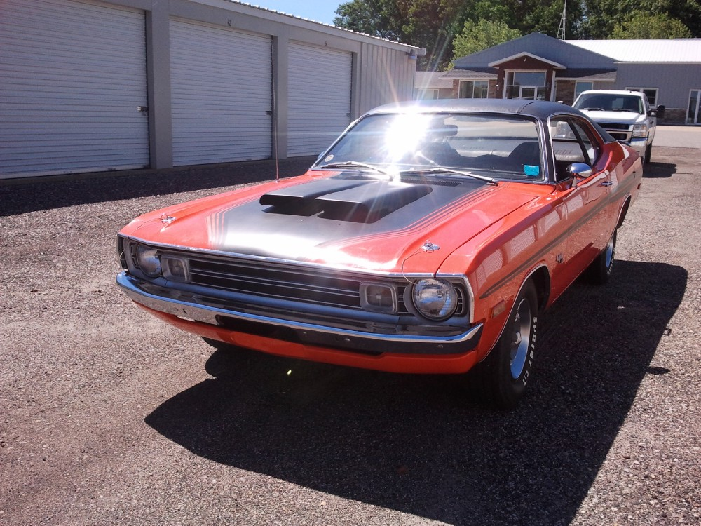 Used 1972 Dodge Demon MR. NORMS DOCUMENTED MOPAR-FREE SHIPPING   Mundelein, IL