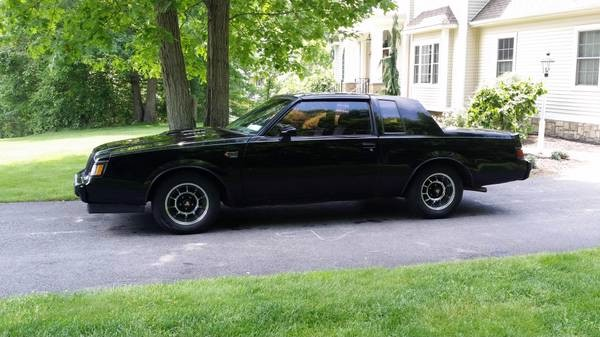 Used 1987 Buick Grand National ONE OWNER-WELL MAINTAINED | Mundelein, IL