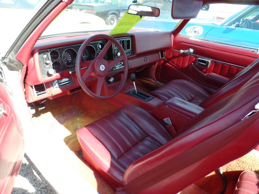 1979 Chevrolet Camaro REDUCED WHOLESALE PRICE--DRIVER QUALITY ...
