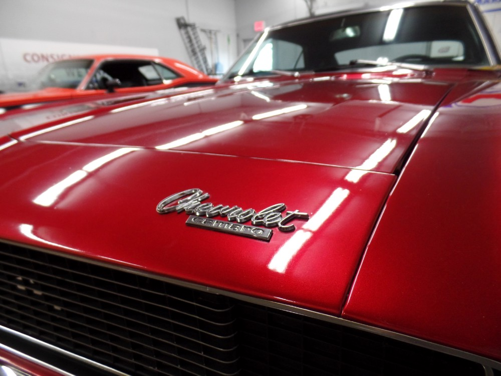 Used 1967 Chevrolet Camaro RS-NEWER RESTORATION-NICE 1ST GENERATION-SEE VIDEO | Mundelein, IL