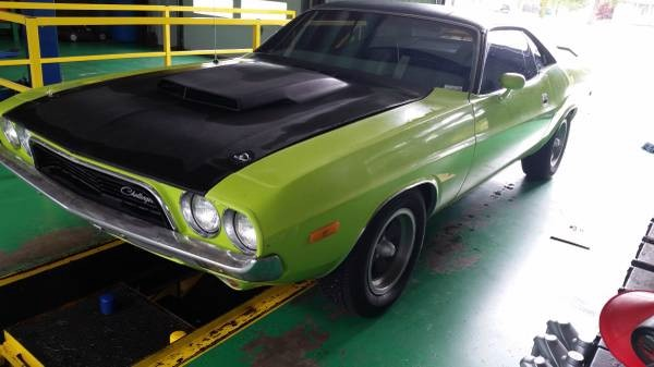 Used 1972 Dodge Challenger RUST FREE--- STEAL OF A DEAL! | Mundelein, IL