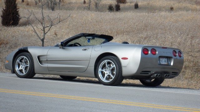 Used 2000 Chevrolet Corvette Convertible- See Video | Mundelein, IL