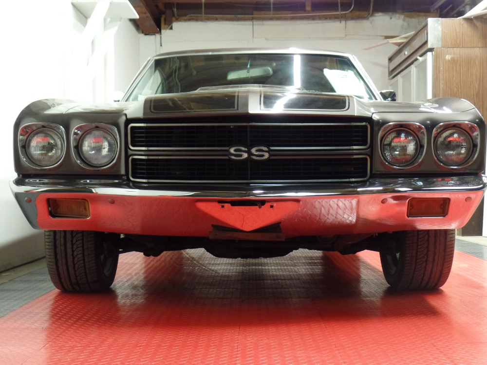 Used 1970 Chevrolet Chevelle SS TRIBUTE-NEW PAINT-FROM TEXAS-PRO TOUR APPREARANCE | Mundelein, IL