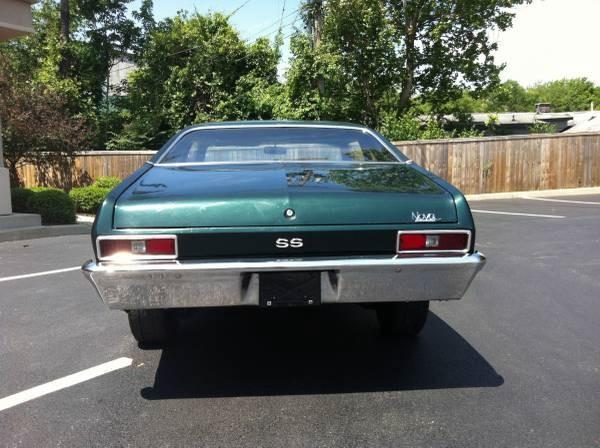 Used 1972 Chevrolet Nova SS 350 TRIBUTE RESTORED | Mundelein, IL