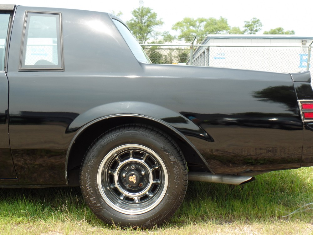 Used 1987 Buick Grand National T-TOPS-ONLY 54,690 ORIGINAL MILES-SEE VIDEO | Mundelein, IL