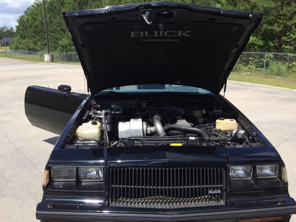 Used 1987 Buick Grand National MINT-LOW MILES-WITH T-TOPS | Mundelein, IL
