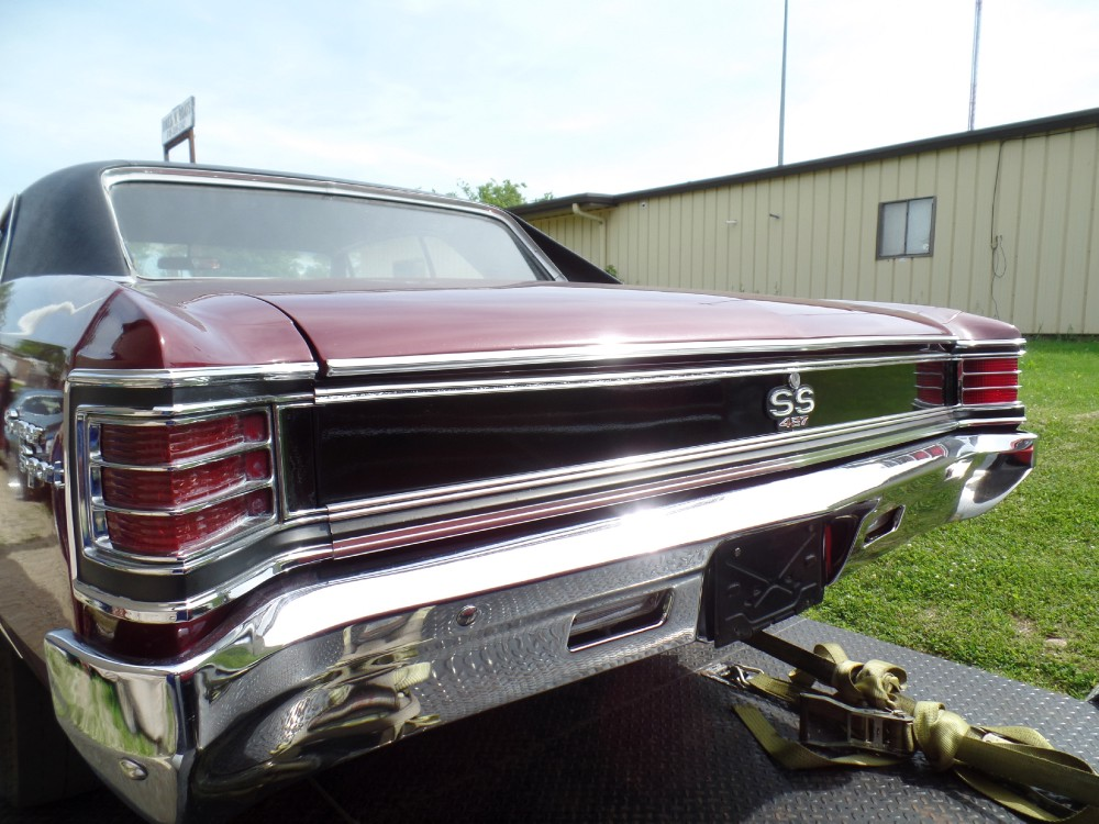 Used 1967 Chevrolet Chevelle SS 427 BIG BLOCK TRIBUTE-FROM NORTH CAROLINA | Mundelein, IL