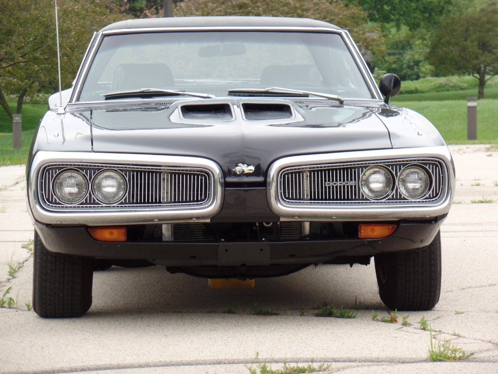 Used 1970 Dodge Coronet SUPER BEE LOOK 440 BLACK BEAST-READY FOR THE STREETS | Mundelein, IL