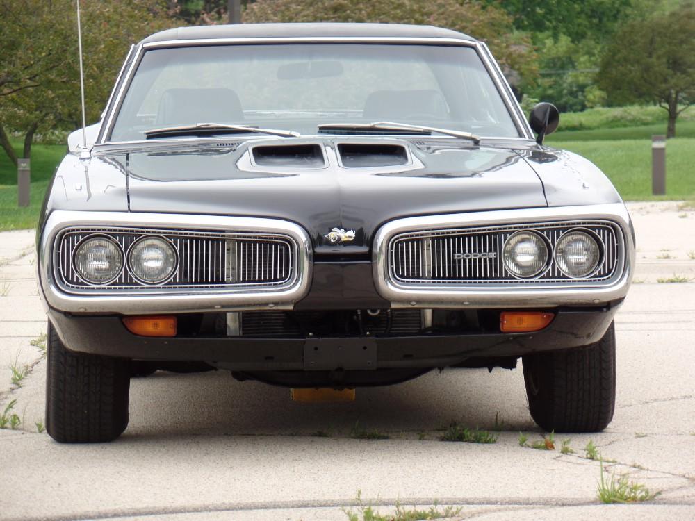 1970 Dodge Coronet SUPER BEE LOOK 440 BLACK BEAST-READY FOR