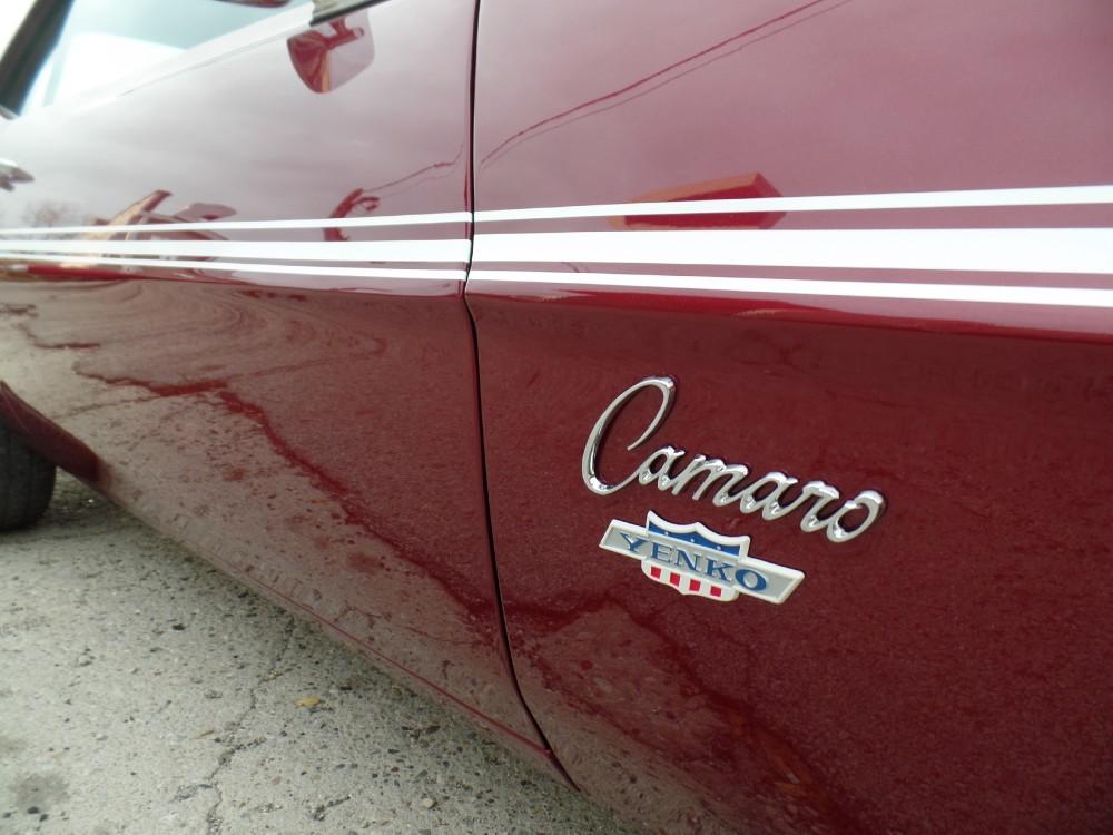Used 1969 Chevrolet Camaro YENKO CLONE-NEW PAINT JOB-X11CODE-ORIGINAL BILL OF SALE FROM DAY 1 | Mundelein, IL