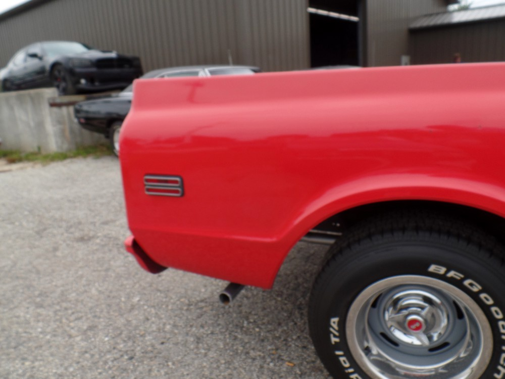 Used 1968 Chevrolet C10 OLDER SHORT BED RESTORED BIG BLOCK WITH AIR-NORTH CAROLINA SOUTHERN TRUCK | Mundelein, IL