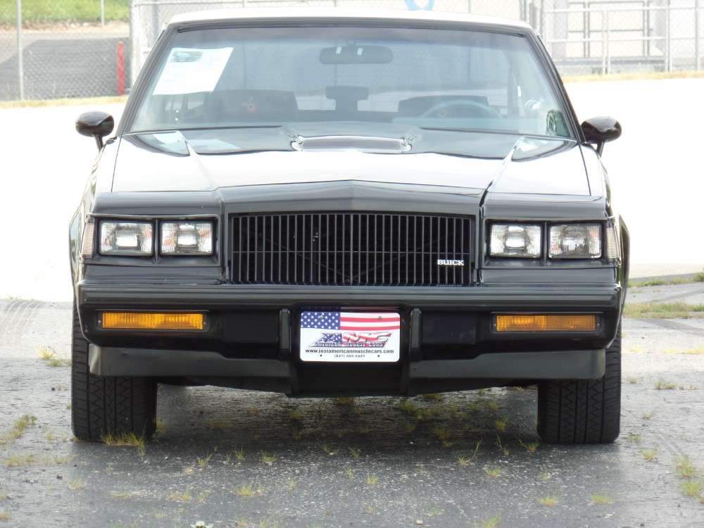 Used 1987 Buick Grand National ONLY 35,900 ORIGINAL MILES-SEE VIDEO-REDUCED TO SELL-SEE VIDEO | Mundelein, IL